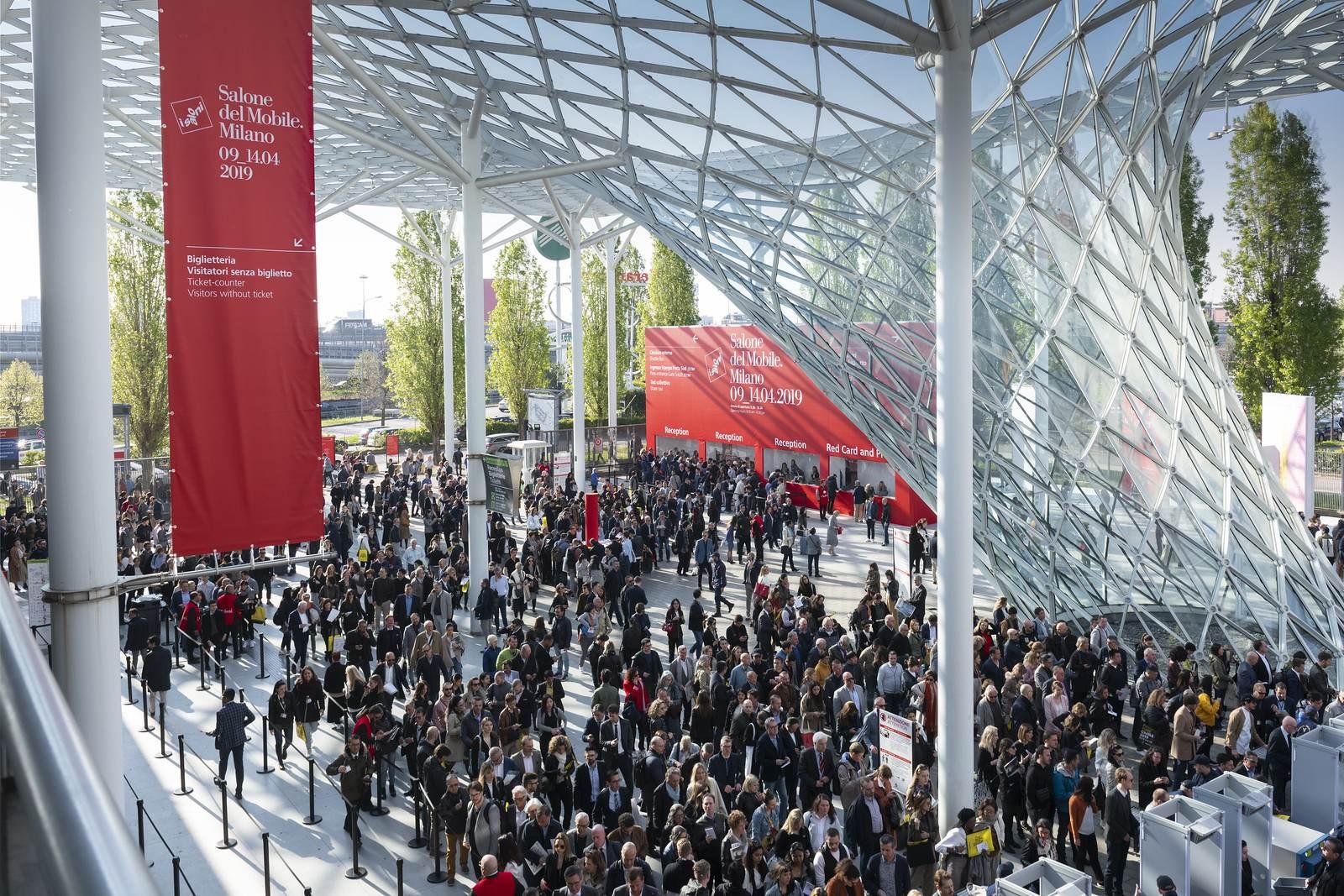 Salone del Mobile 2019 endete erfolgreich