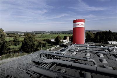 Produktionsstätte von Assmann Büromöbel in Melle bei Osnabrück. Abbildung: Assmann