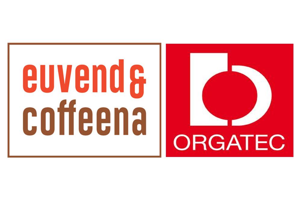 Euvend & Coffeena 2020 parallel zur Orgatec
