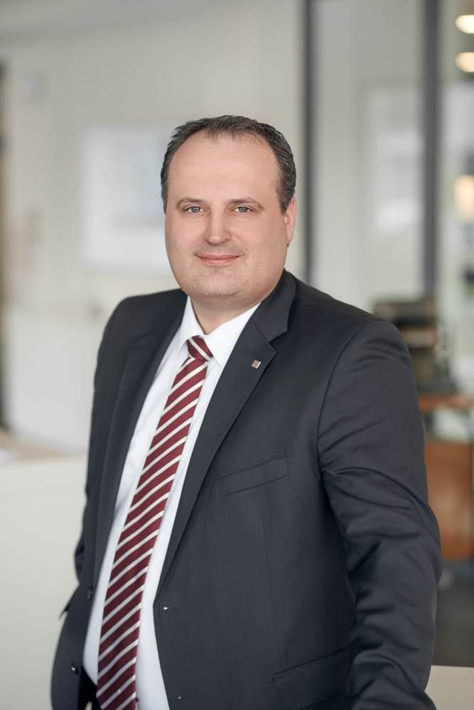 Ingo Wittrock, Director Marketing Ricoh Deutschland GmbH. Abbildung: Ricoh Deutschland