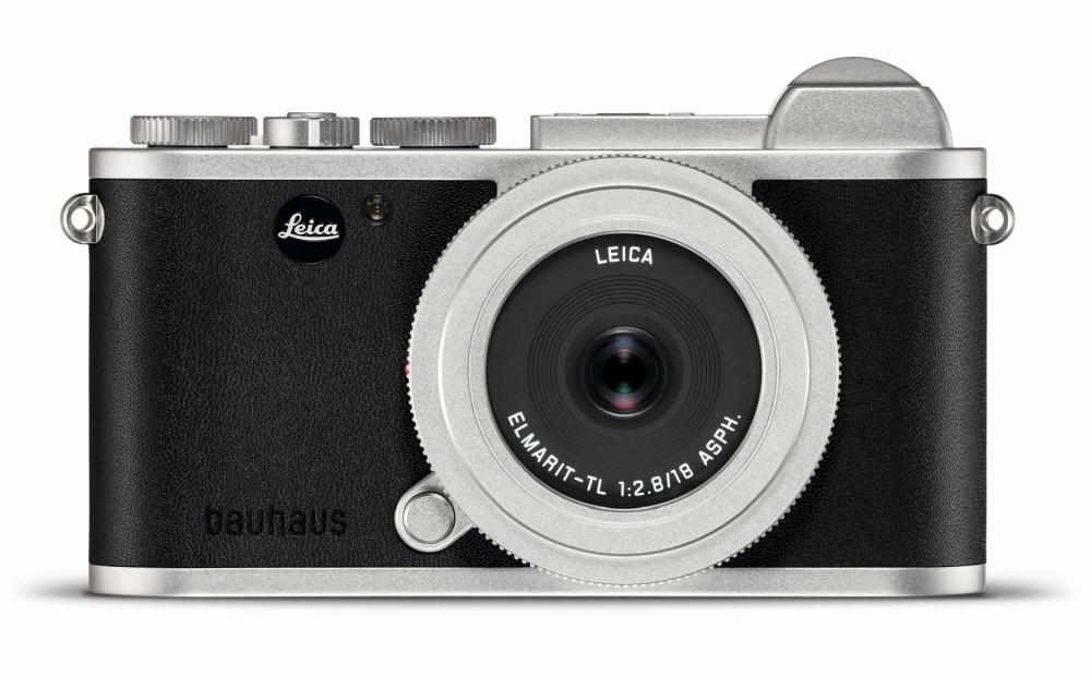 Leica: Sonderedition zum Bauhaus-Jubiläum