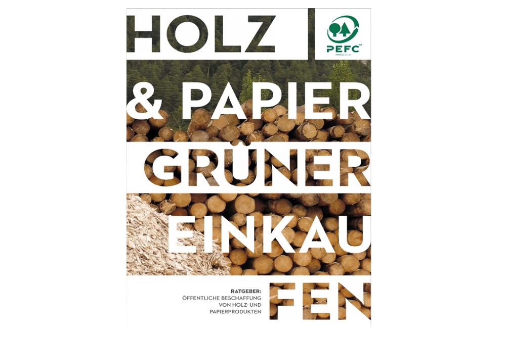 Holz und Papier grüner einkaufen
