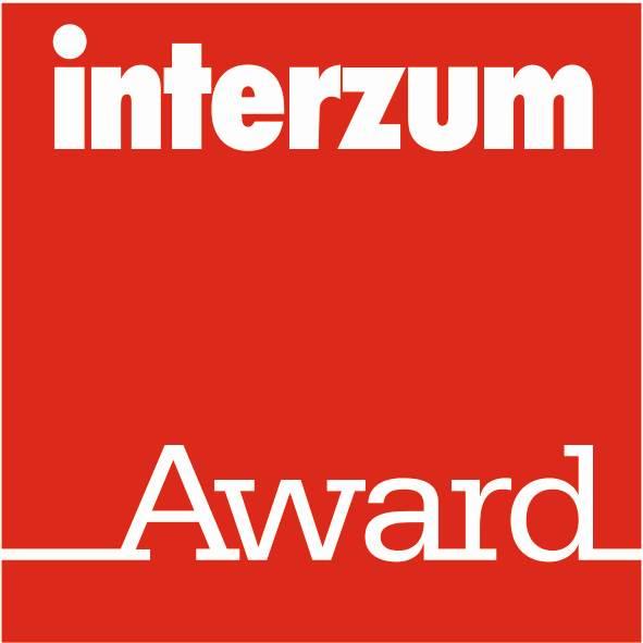 Logo des Interzum Award. Abbildung: interzum