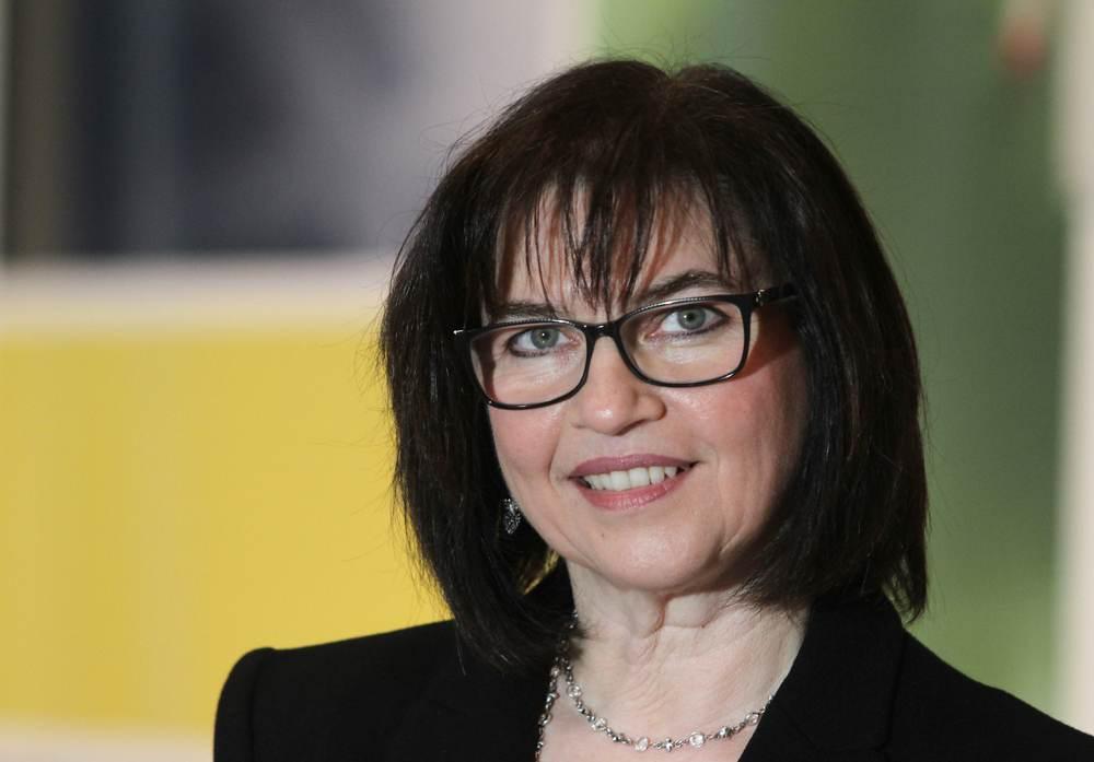 Christa Hoffmann, Geschäftsführerin Nora Systems GmbH. Abbildung: Nora Systems