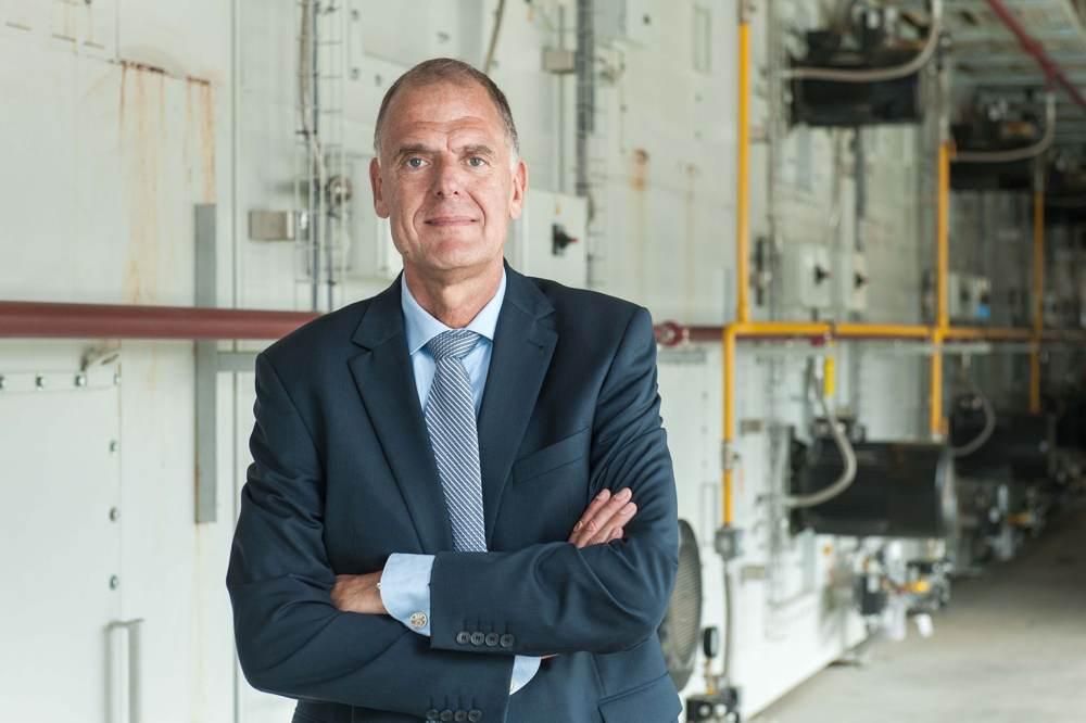 Ton van Keken, Geschäftsführer Nora Systems GmbH. Abbildung: Nora Systems