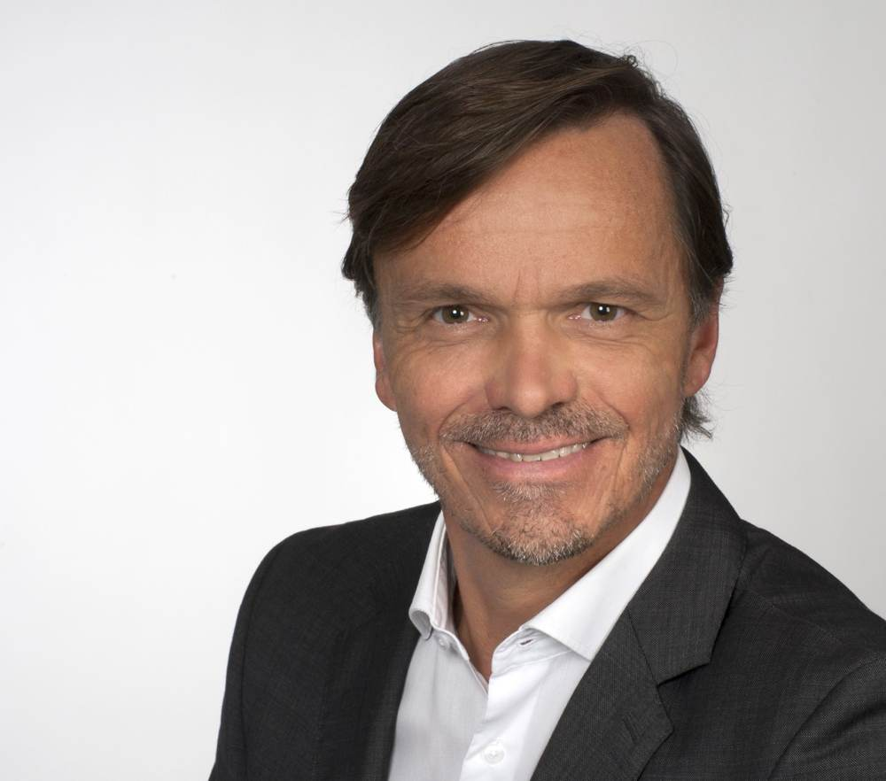 Ralph Horner verstärkt Axis als neuer Sales Director Middle Europe. Abbildung: Axis Communications
