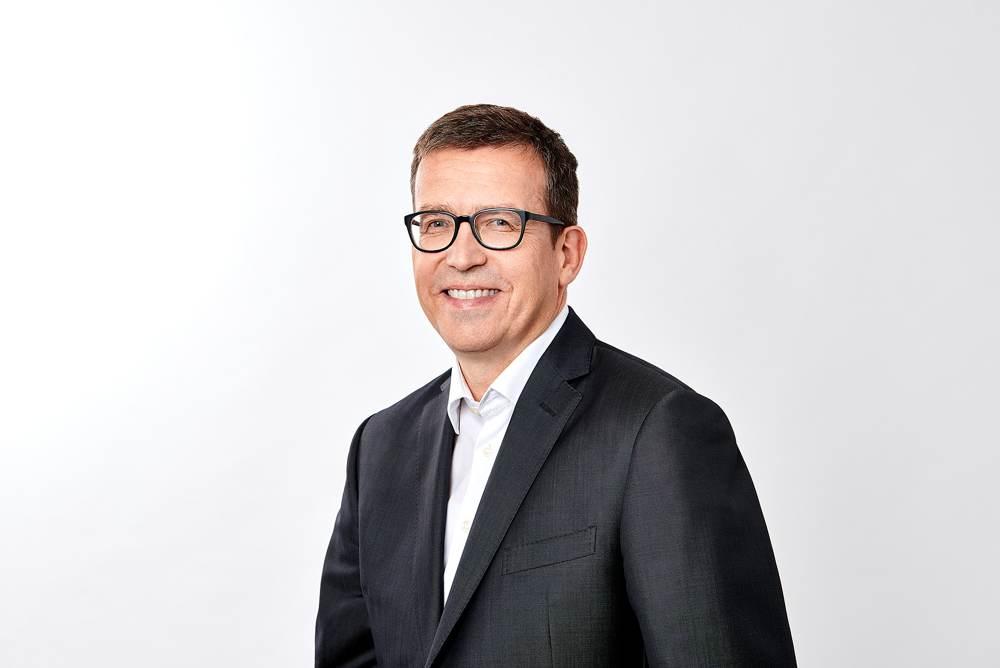 Dr. Ralf Ebbinghaus, Geschäftsführer und Mitbegründer von Swyx. Abbildung: Swyx Solutions GmbH