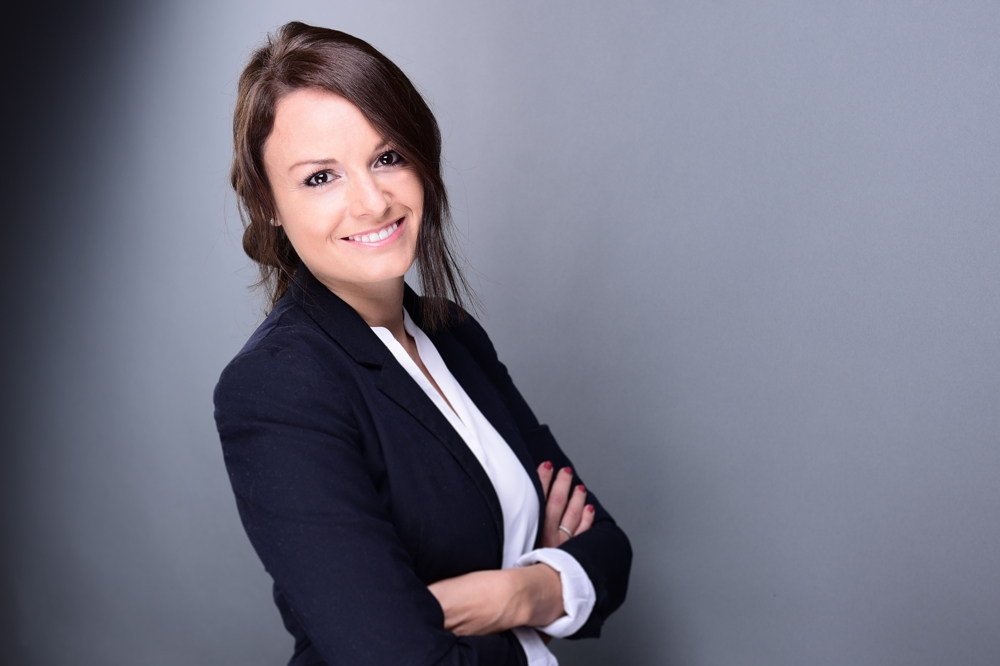 Catherine Garnier ist Channel Account Manager DACH bei Kodak Alaris Germany. Abbildung: Kodak Alaris