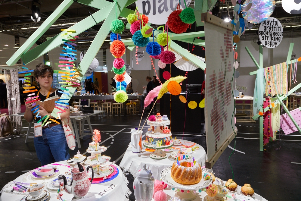"Creativeworld-Trends: ""Happy Place"" im Sommergarten"