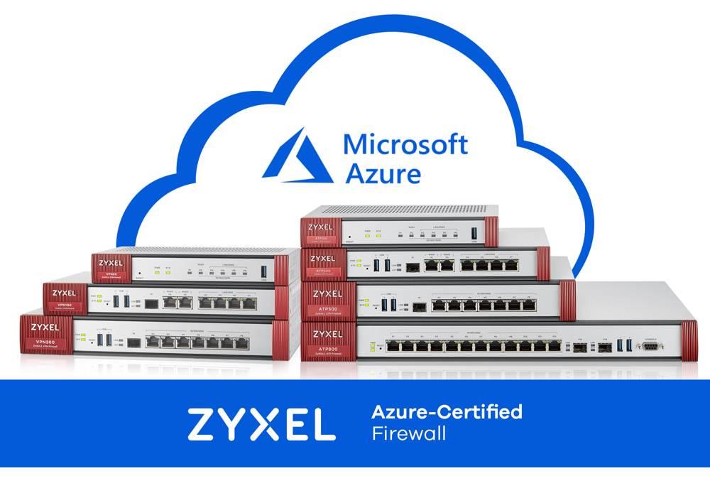 Microsoft Azure validiert VPN-Firewalls von Zyxel