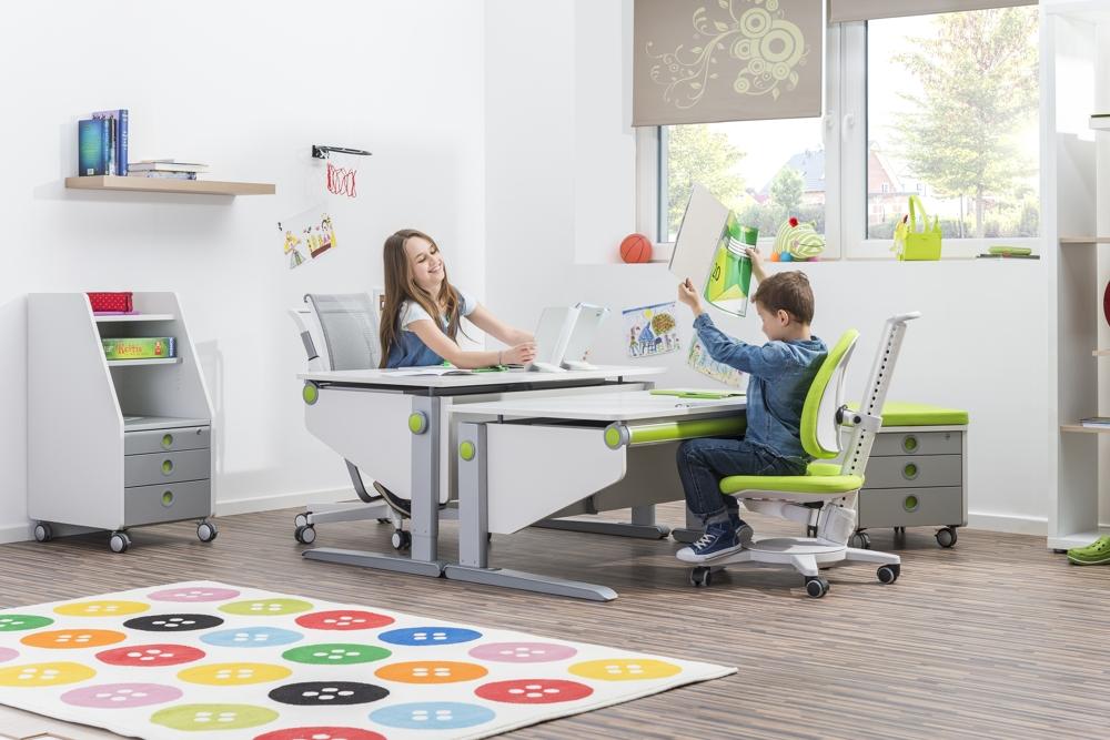 Ergonomische Sitzmöbel für Kinder