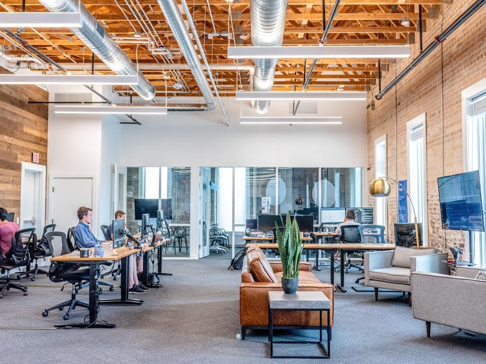 So wirkt sich Büroeinrichtung auf die Produktivität aus