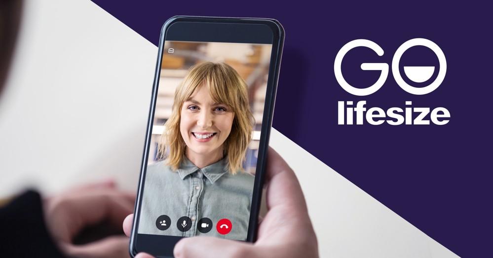 Das Tool für Videokommunikation Lifesize Go verfügt nun über 14 weitere Sprachen. Abbildung: Lifesize