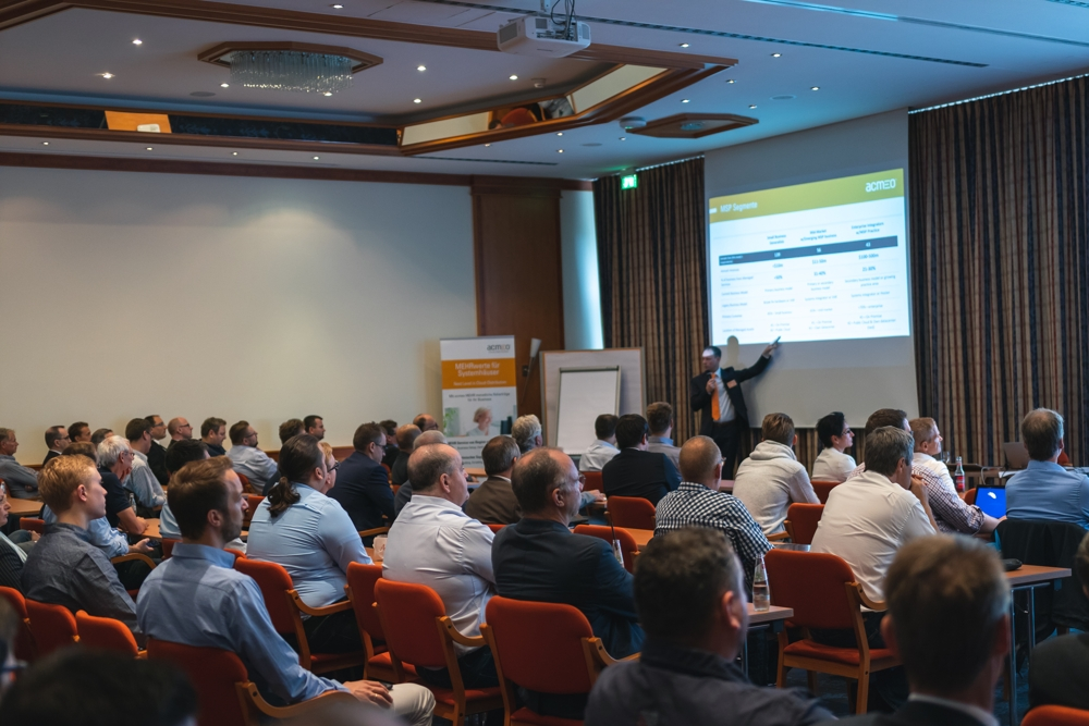 Acmeo-Partnerkonferenz in Fulda