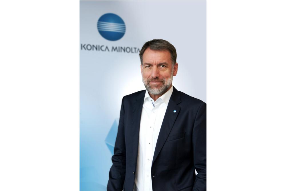 Neue Geschäftsführung bei Konica Minolta