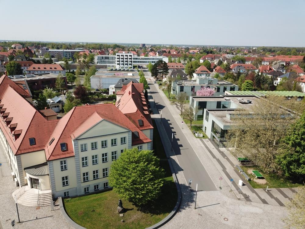 Palmberg kooperiert mit Hochschule Anhalt