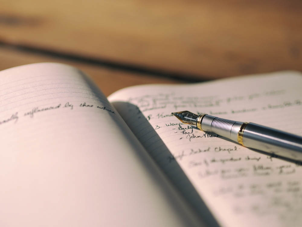 Am 23. Januar wird der Tag der Handschrift gefeiert. Abbildung: unsplash
