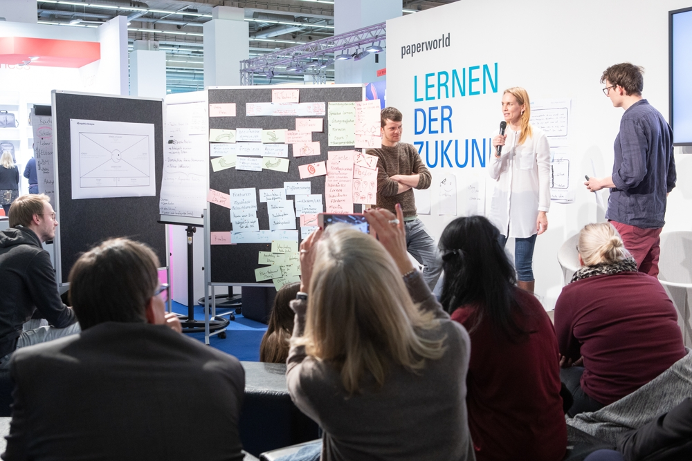 Paperworld 2020: Lernen der Zukunft