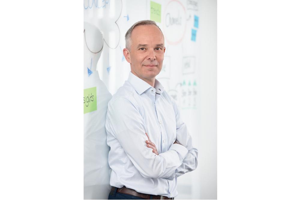 Dr. Joachim Roth verlässt Sigel