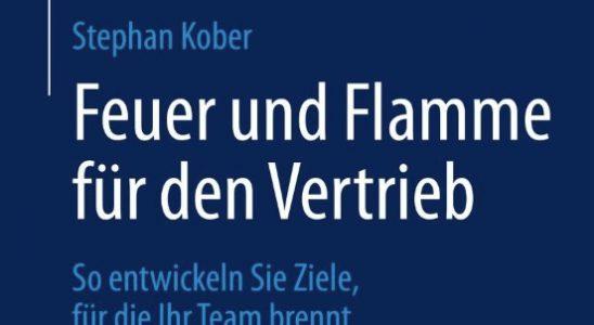 Feuer und Flamme für den Vertrieb