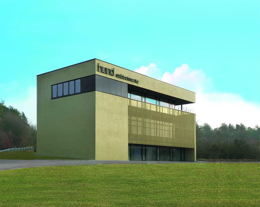 Hund: Neues Ausstellungsgebäude in Unterfranken