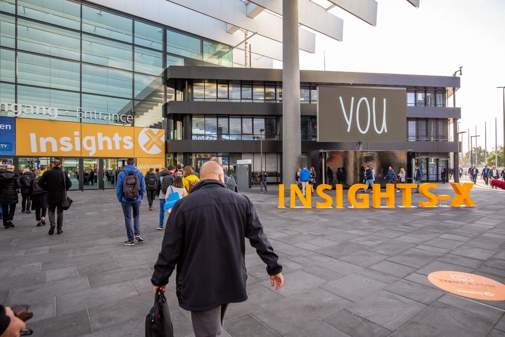 Insights-X richtet Produktkategorien neu aus
