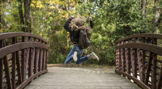 Mit dem richtigen Schulranzen ist der Schulweg die pure Freude. Abbildung: Pixabay