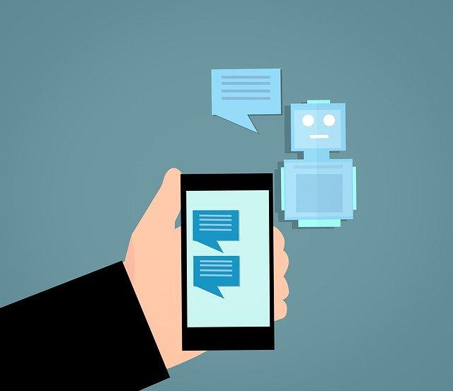 Live-Chats bieten Kundendiensten einfache Erreichbarkeit und eine schnelle Antwortmöglichkeit. Abbildung: Pixabay