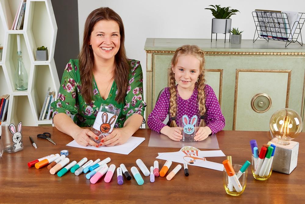 Neue Kampagne von Pilot: Pintor for Kids