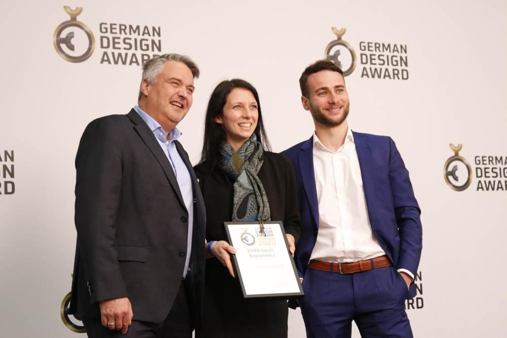Kesseböhmer: Yoyo-App erhält German Design Award