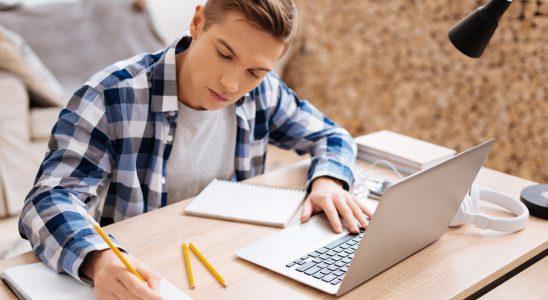 Digitale Kommunikationsmittel können in Zeiten der Corona-Krise als den Unterricht der Schüler ersetzen. Abbildung: Avaya