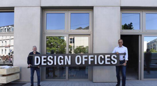 Design-Offices-Gründer Michael O. Schmutzer hat den CEO-Posten an Dr. Joachim Gripp übergeben. Abbildung: Design Offices