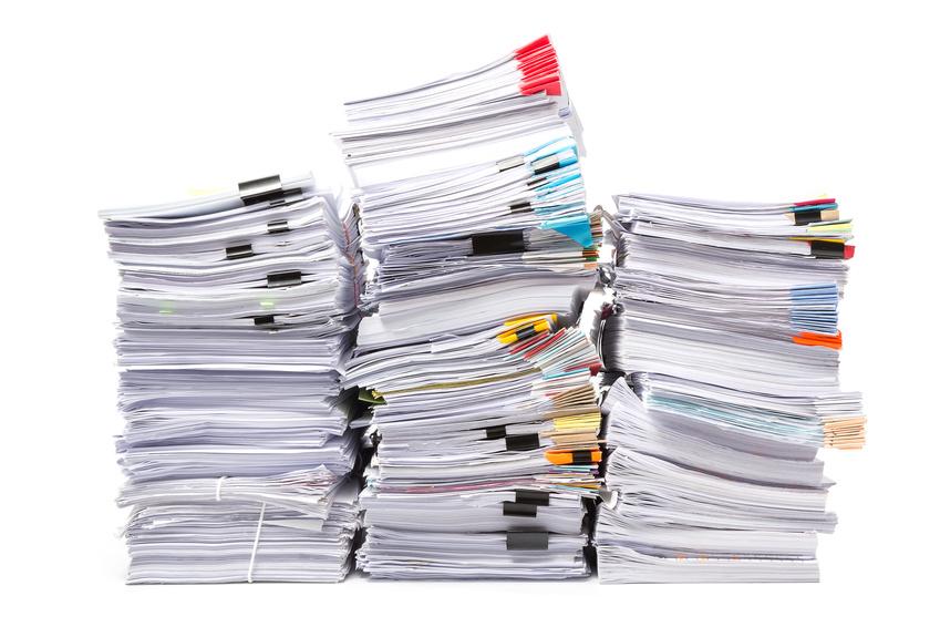 Papierloses Büro: 3 Tipps für den Umstieg