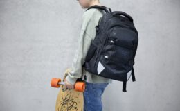 Sitzt bequem auf dem Rücken und ist leicht zu tragen: der Active-Rucksack. Abbildung: Neoxx