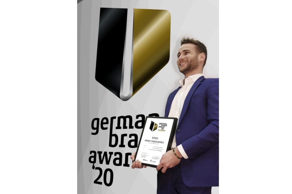 YOYO-App mit German Brand Award prämiert