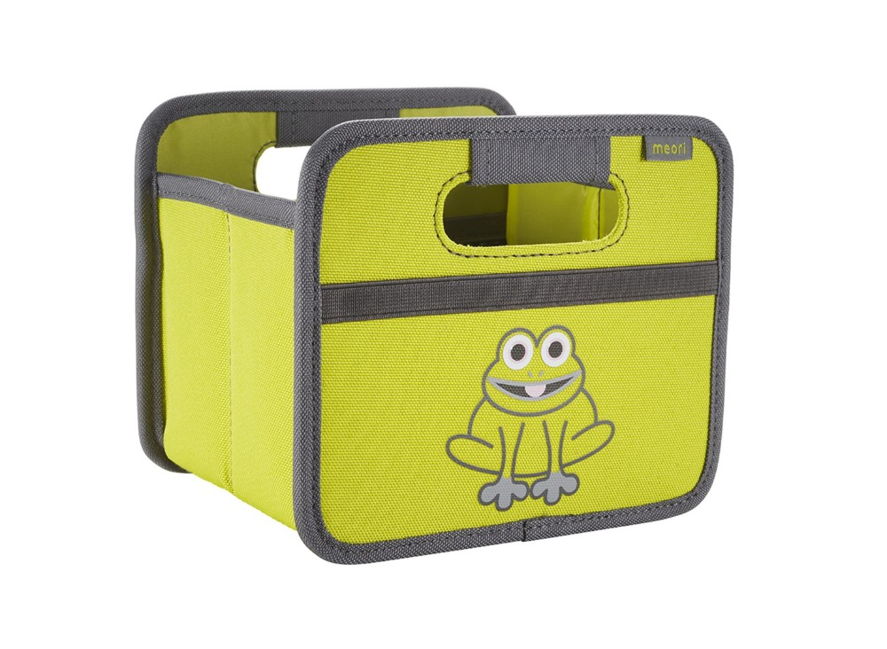 Für Ordnung zum Schulstart: Mini-Faltboxen von Meori