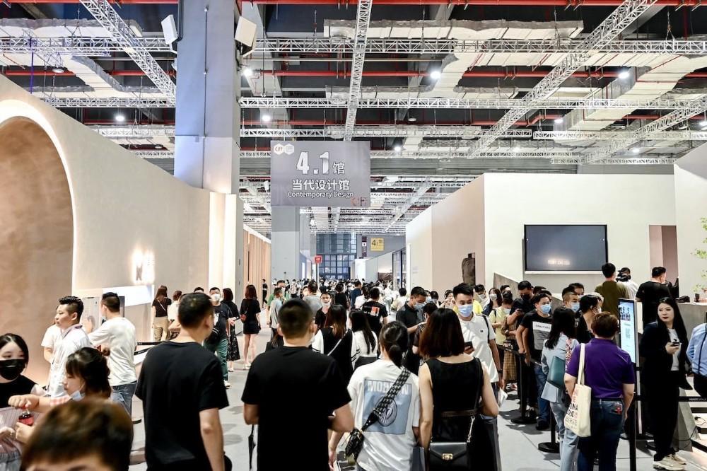 Möbelmesse CIFF Shanghai 2020
