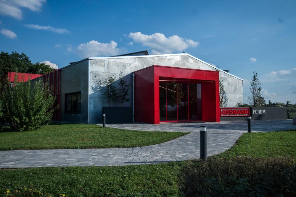 Neu gestalteter Assmann-Showroom