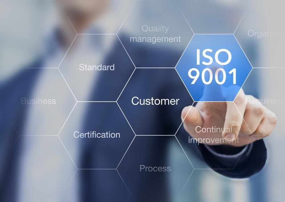 Kaiser+Kraft erfüllt Anforderungen aus ISO-Normen