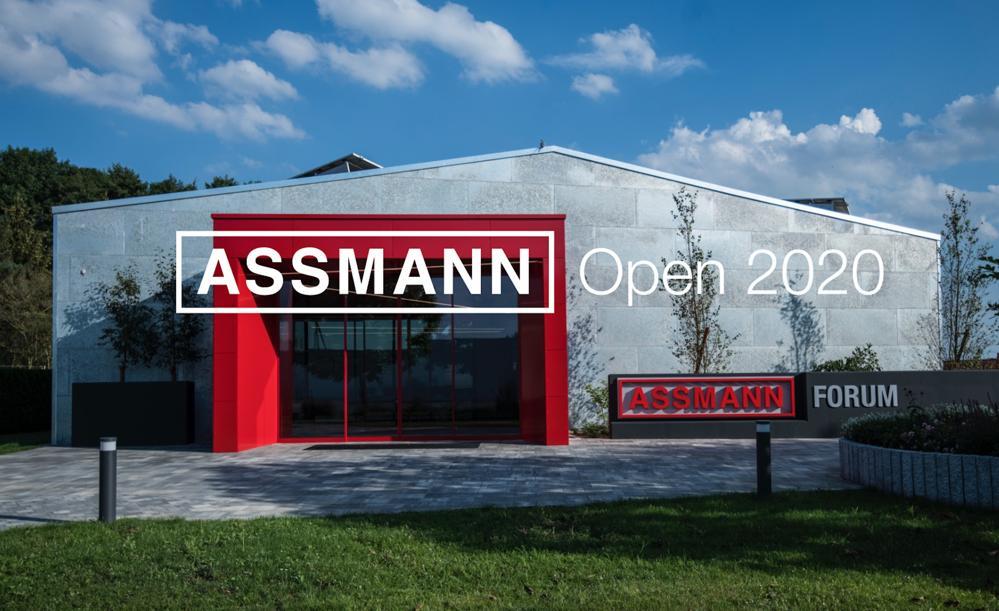 Virtuelle Hausmesse Assmann Open 2020 eröffnet