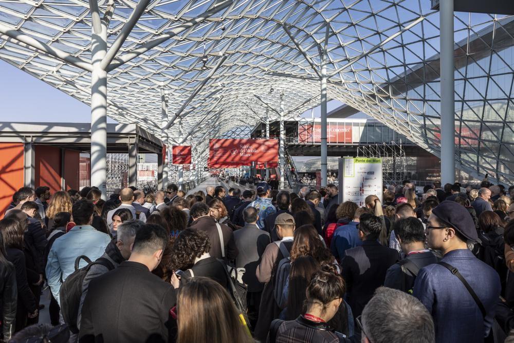 Salone del Mobile.Milano 2021 findet im September statt