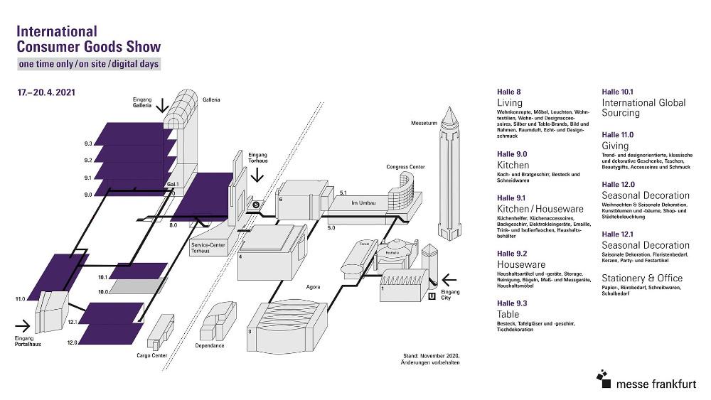 Geländeplan ICGS