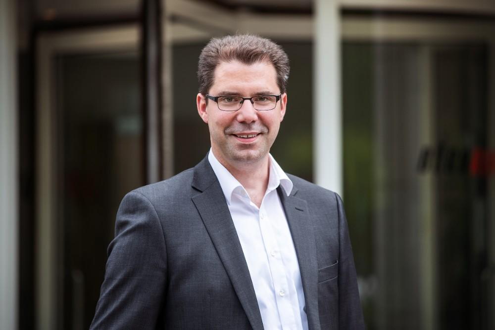 Jörg Schaefers, Vorstand, Büroring eG.
