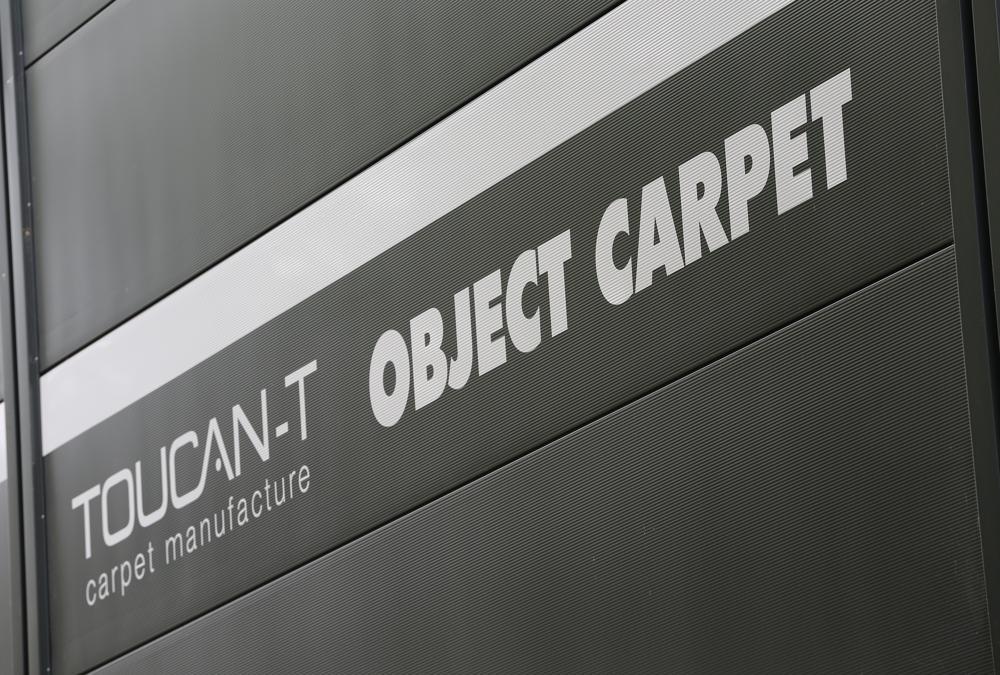 Object Carpet und Toucan-T werden eine Marke