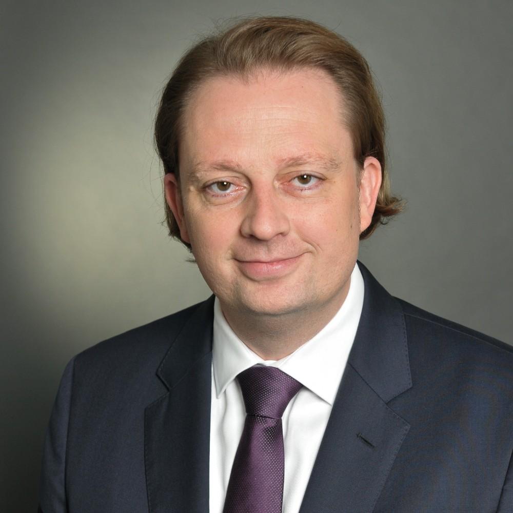 Patrick Bischoff, Director Marketing & Strategy, Document Solutions Group, Canon Deutschland GmbH.