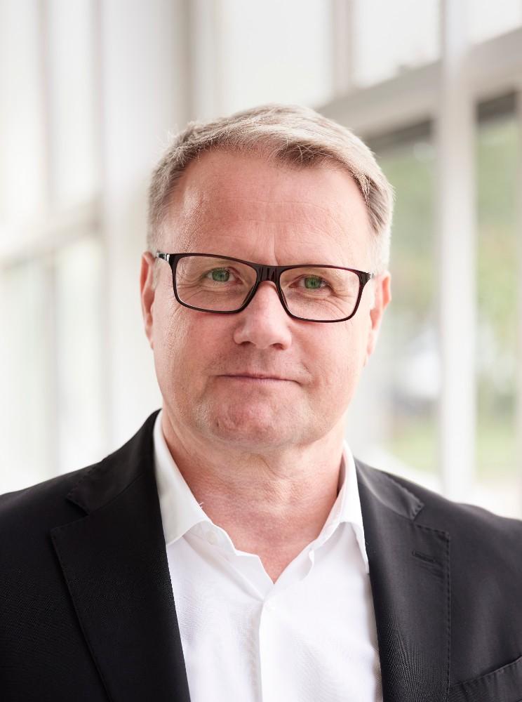 Dr. Jochen Hahne, geschäftsführender Gesellschafter, Wilkhahn.