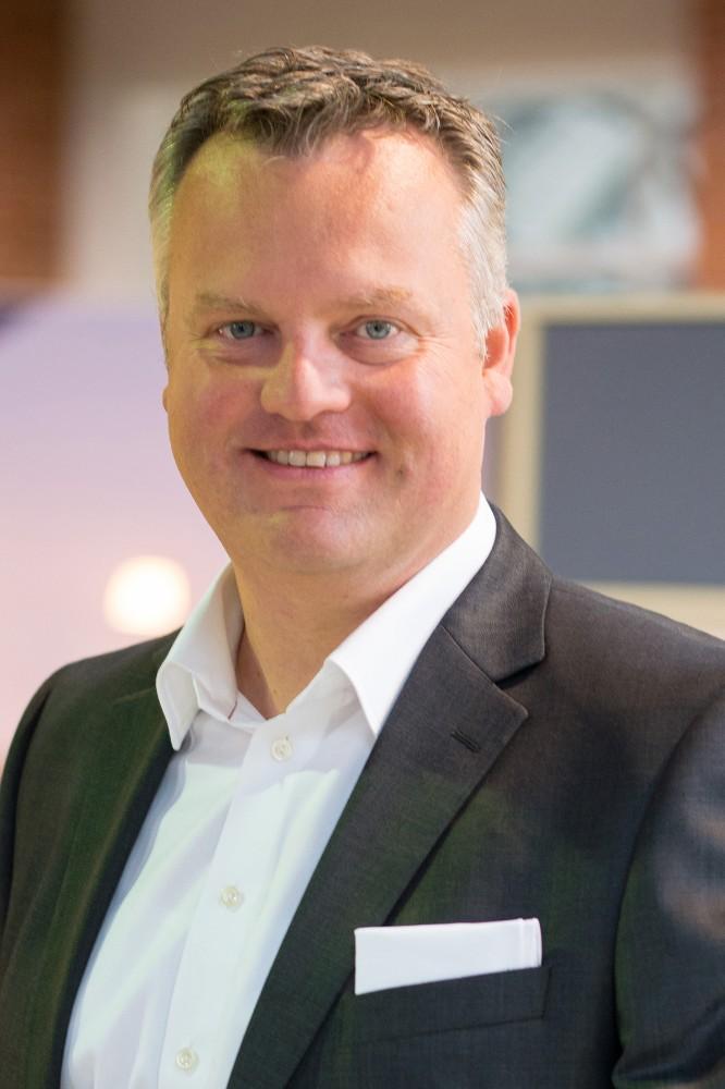 Jörg Pannekoike, Geschäftsführer Vertrieb, WINI Büromöbel.