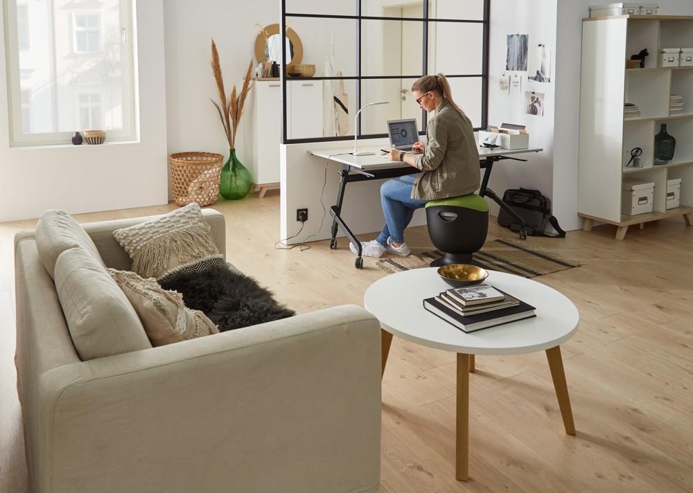 Schäfer Shop bietet die richtige Homeoffice-Ausstattung für jedes Zuhause. Abbildung: Schäfer Shop