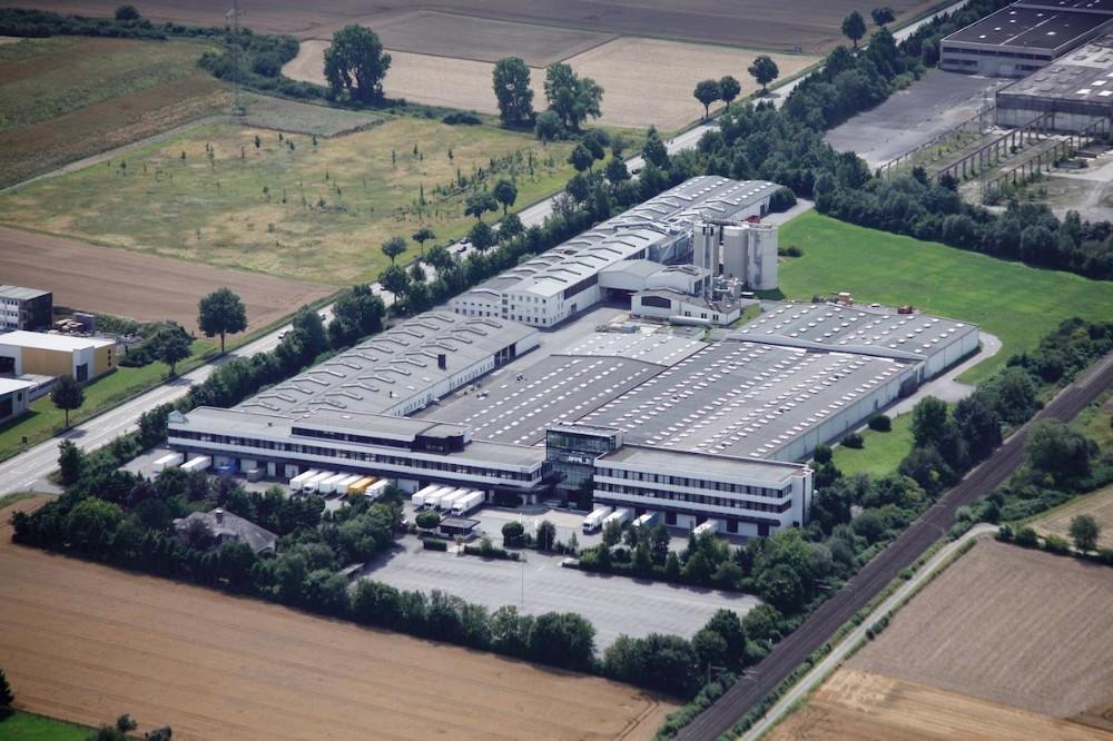 Blick auf das Sedus-Werk in Geseke. Abbildung: Sedus Systems GmbH