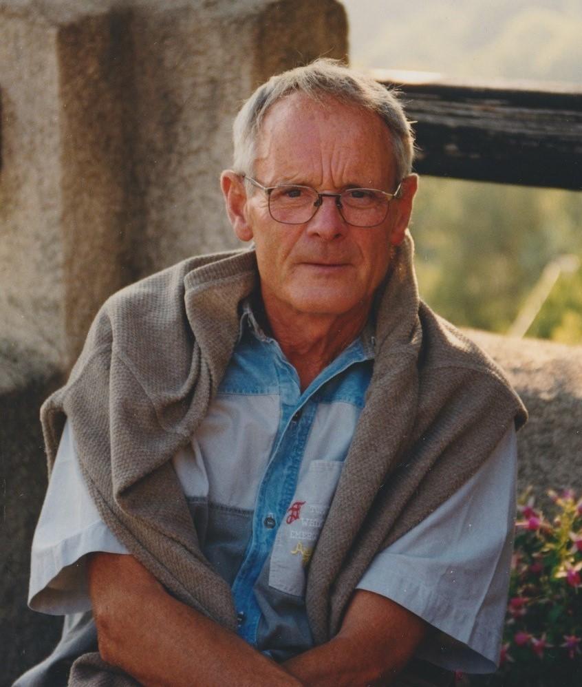 Carl-Wilhelm Edding ist verstorben